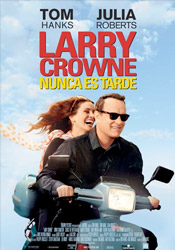 "Cartel de la película ""Larry Crowne"""