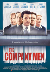 "Cartel de la película ""The Company Men"""