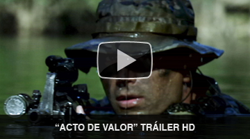 Trailer Acto de Valor